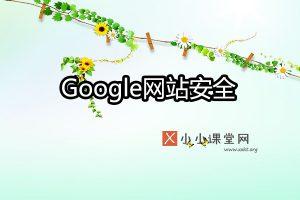 Google对网站安全问题的建议